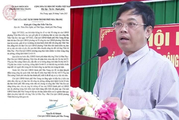 Chủ tịch Nha Trang xin lỗi dân: Thay đổi nếp nghĩ của nhiều quan chức - 1