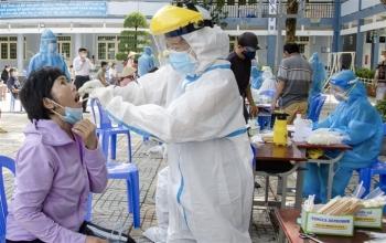 Bà Rịa - Vũng Tàu ghi nhận thêm 80 người mắc COVID-19 mới