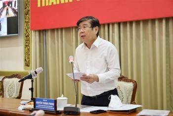 Chủ tịch TP.HCM: Nhiệm vụ chính là giảm F0 và người tử vong