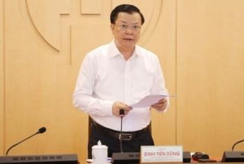 Bí thư Hà Nội: Cần thiết sẽ dùng xe quân đội, trực thăng vận chuyển thực phẩm