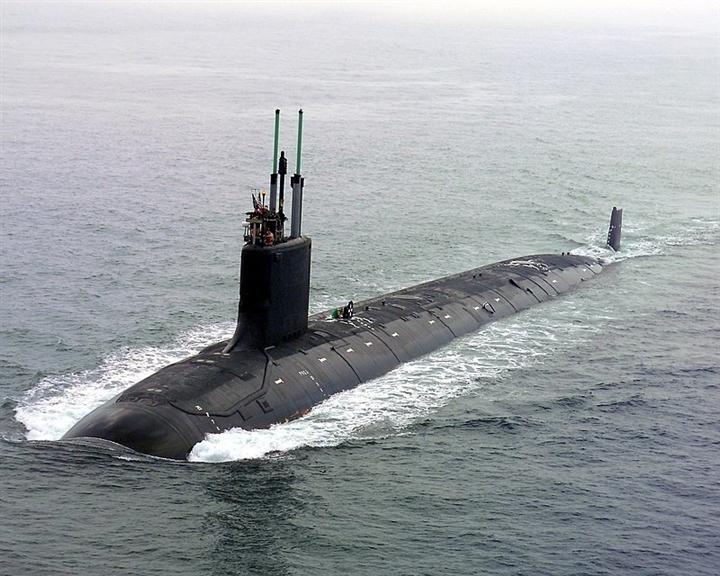 Tàu ngầm tấn công mới của Mỹ trị giá 6 tỷ USD, sở hữu thiết kế đặc biệt