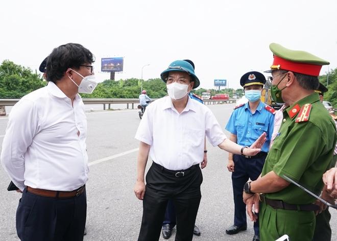 Giãn cách xã hội tại Hà Nội sẽ điều chỉnh theo diễn biến thực tế