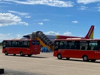 Thừa Thiên - Huế đón 239 công dân trở về từ TP.HCM bằng máy bay