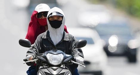 Bắc và Trung Bộ oi nóng, Hà Nội 36 độ C