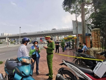 Hà Nội xử phạt hơn 1,6 tỷ đồng vi phạm giãn cách xã hội chỉ trong 1 ngày
