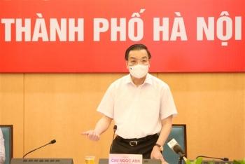 Chủ tịch Hà Nội: Nơi nguy cơ cao được áp dụng biện pháp mạnh hơn Chỉ thị 17
