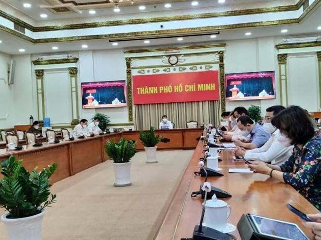 Điều động các giám đốc bệnh viện tuyến Trung ương vào chi viện TP Hồ Chí Minh