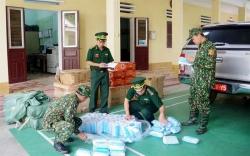 Thu giữ 13.000 khẩu trang y tế nhập lậu vào Việt Nam