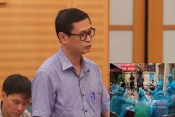 Hà Nội 24h: Bệnh nhân 620 mắc COVID-19 ở Hà Nam có đi qua bến xe Nước Ngầm?