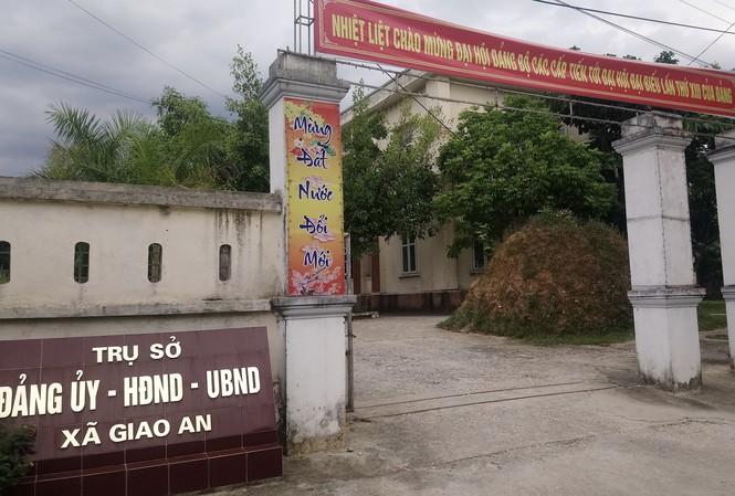 Nữ Phó Chủ tịch HĐND xã 'tố' bị vợ và con gái Bí thư Đảng ủy hành hung, làm nhục tại trụ sở - Ảnh 1