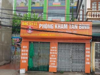 Nghi vấn đầu độc cháu nội tại Thái Bình: Bà nội là bác sĩ sản khoa