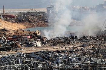 Tổng Bí thư, Chủ tịch Nước gửi điện chia buồn về vụ nổ ở Lebanon