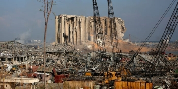 Vụ nổ ở Lebanon: Nguồn gốc bí ẩn của 2.750 tấn hóa chất