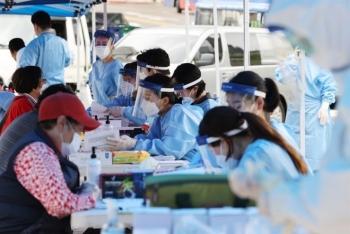 Hàn Quốc: Dịch COVID-19 bùng phát tại khu chợ nổi tiếng bậc nhất Seoul