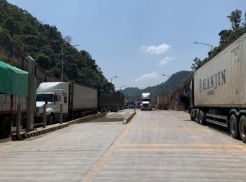 Tháo gỡ khó khăn cho xuất khẩu qua các cửa khẩu ở Lạng Sơn
