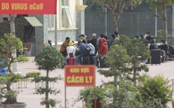 Hà Nội: Bắt đầu đón gần 1.000 công dân về từ Đà Nẵng để cách ly tập trung
