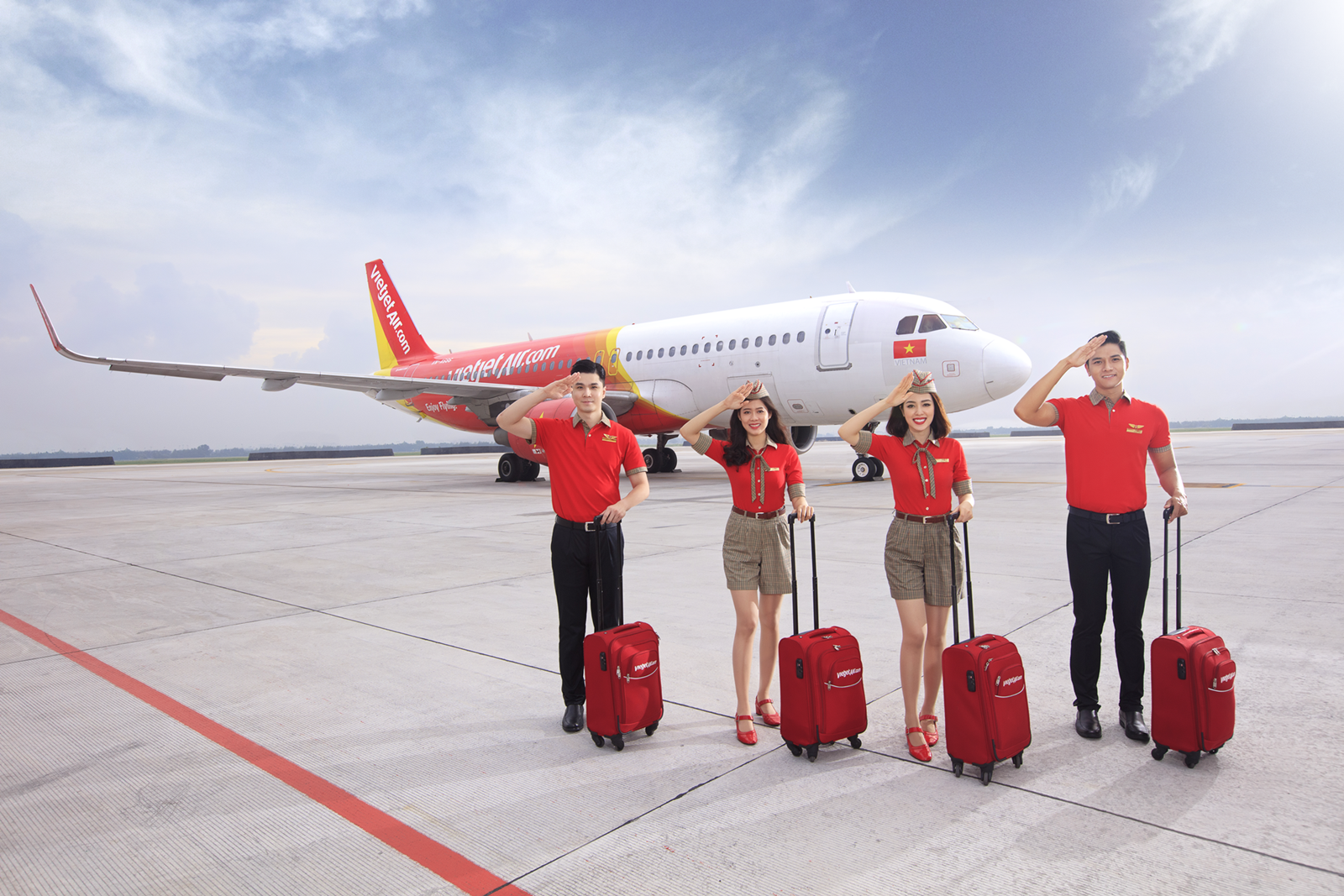 du lich an toan ranh tay voi 15kg hanh ly ky gui mien phi voi vietjet