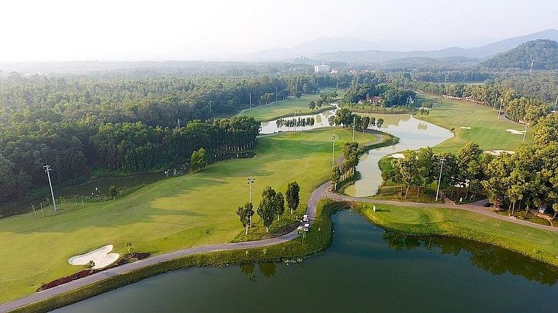 Lập đoàn kiểm tra dự án sân gold Đại Lải và sân golf Đầm Vạc - Ảnh 1
