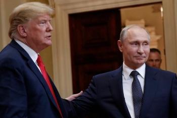 Tổng thống Donald Trump đề nghị gặp ông Putin trước tháng 11