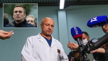 Nhân chứng hé lộ tình tiết vụ thủ lĩnh đối lập Nga nghi bị đầu độc