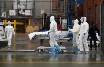 Đại dịch toàn cầu: 15 giây có 1 người tử vong vì COVID-19