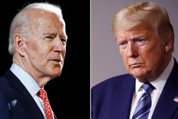 Ông Donald Trump lội ngược dòng, rút ngắn khoảng cách với đối thủ Joe Biden