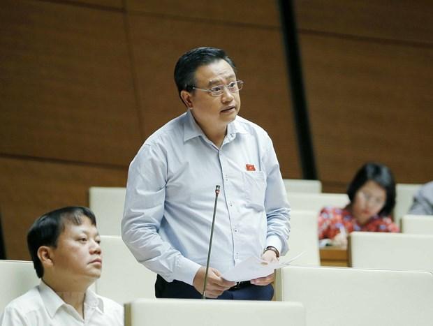 Chủ tịch PVN Trần Sỹ Thanh giữ chức Phó Chủ nhiệm Văn phòng Quốc hội - Ảnh 1