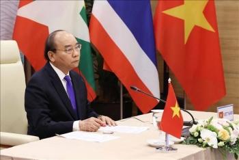 Xây dựng khu vực Mekong-Lan Thương hoà bình, ổn định, bền vững
