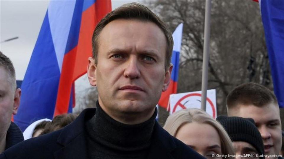 Thủ tướng Đức kêu gọi Nga điều tra vụ thủ lĩnh đối lập Nga nghi bị đầu độc