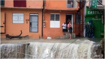 Sau Caribbean, bão nhiệt đới Laura sẽ đổ bộ Mỹ với cường độ cực mạnh