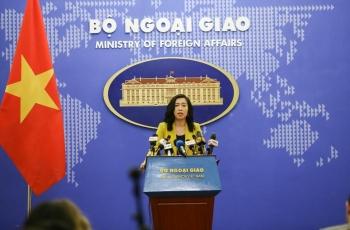 Việt Nam yêu cầu Trung Quốc hủy tập trận ở Hoàng Sa