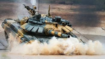 Lý do xe tăng Việt Nam lỡ ngôi quán quân ở Army Games 2020