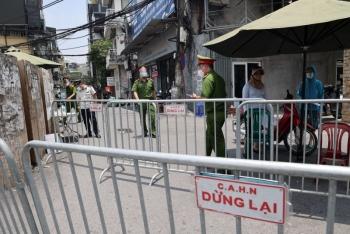 Hà Nội yêu cầu thực hiện đúng quy định về giãn cách và số lượng người đi làm tại công sở