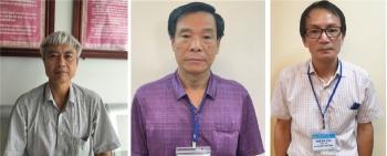 Bắt tạm giam 3 cựu lãnh đạo Tổng công ty Xây dựng công trình giao thông 1