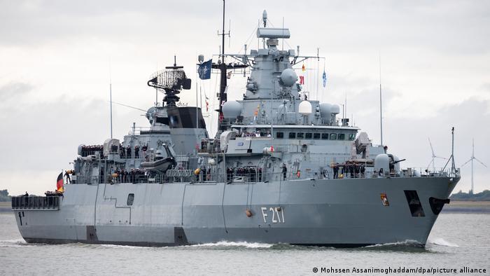 Ẩn ý của Đức khi đưa tàu chiến tới Biển Đông sau 2 thập kỷ
