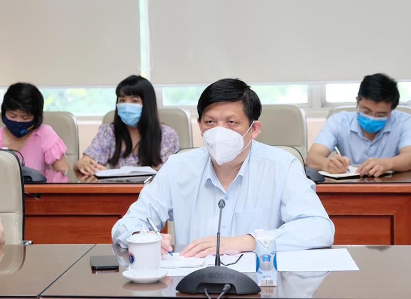 Việt Nam mong muốn sớm nhận được thêm vaccine phòng COVID-19 viện trợ của Chính phủ Hoa Kỳ trong tháng 8,9 -0