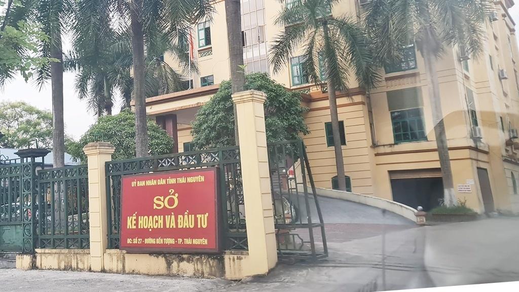 Công an thông tin vụ Phó GĐ Sở KH&ĐT Thái Nguyên bị tố sàm sỡ nữ nhân viên