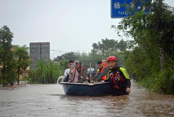 Mưa lũ nghiêm trọng tại Tây Nam Trung Quốc, hàng chục nghìn người phải sơ tán