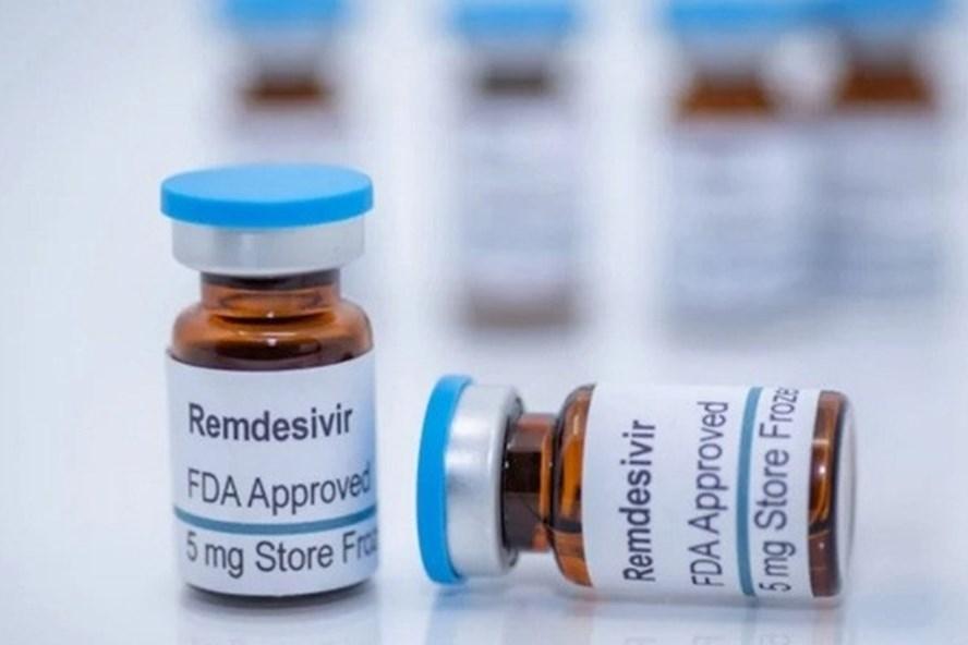 Thêm 30.000 lọ thuốc Remdesivir điều trị COVID-19 sắp về TP.HCM