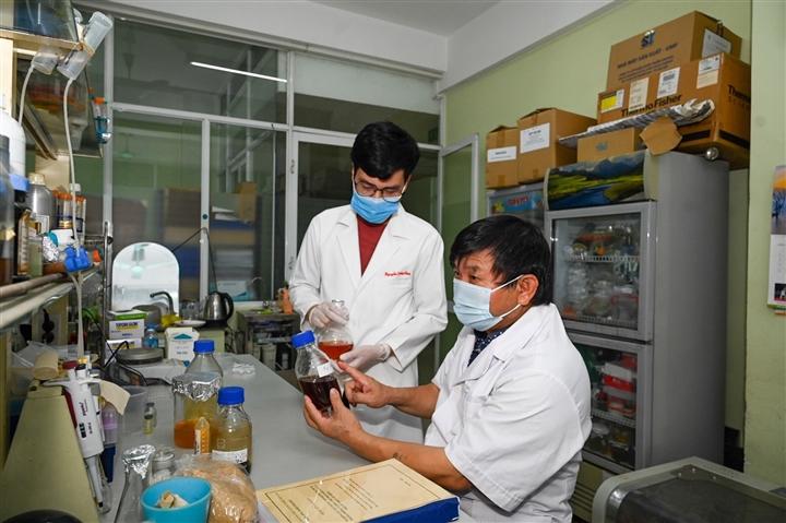Sẽ cấp phép lưu hành thuốc điều trị COVID-19 'made in Vietnam' cuối năm 2021? - 2
