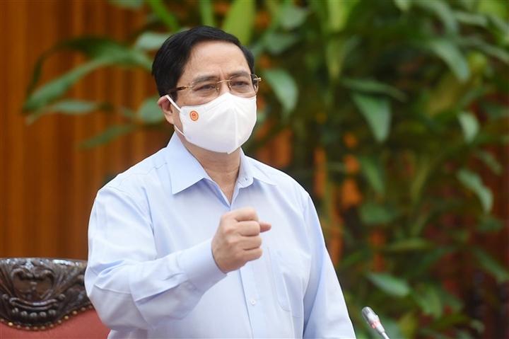 Chính phủ yêu cầu TP.HCM kiểm soát được dịch bệnh trước ngày 15/9 - 1
