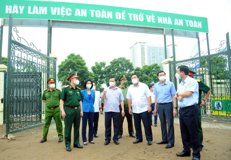 Bí thư Thành ủy Hà Nội: Chủ động chuẩn bị, quyết tâm không để F0 cách ly tại nhà -0