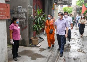 Bí thư Thành uỷ Hà Nội: Chủ động chuẩn bị, quyết tâm không để phải cách ly F0 tại nhà
