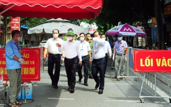 Hà Nội khuyến khích các doanh nghiệp đủ điều kiện an toàn duy trì sản xuất