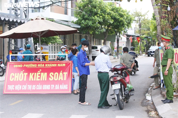 Nếu 7 ngày 'ai ở đâu ở đó' không kiểm soát được dịch, Đà Nẵng sẽ thêm 7 ngày nữa - 1