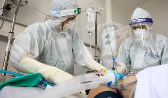 Một người ở Hà Nội phát hiện dương tính nCoV sau cú ngã chấn thương vùng đầu
