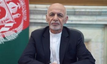 Tổng thống Afghanistan rời bỏ đất nước