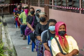Báo động tình hình dịch bệnh COVID-19 tại nhiều nước châu Á