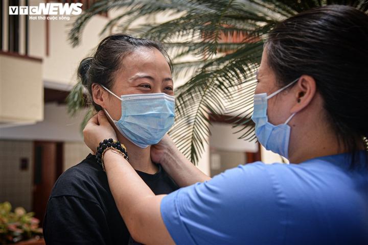 Ảnh: Gần 200 cán bộ y tế Bệnh viện Bạch Mai lên đường chi viện TP.HCM - 7