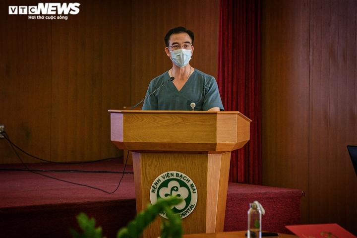 Ảnh: Gần 200 cán bộ y tế Bệnh viện Bạch Mai lên đường chi viện TP.HCM - 3